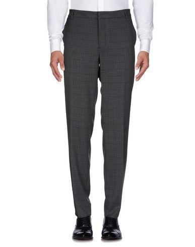 Фото 2 - Повседневные брюки от GRAFFIO свинцово-серого цвета