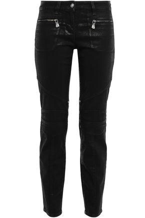 VERSUS VERSACE Low-rise slim-leg jeans