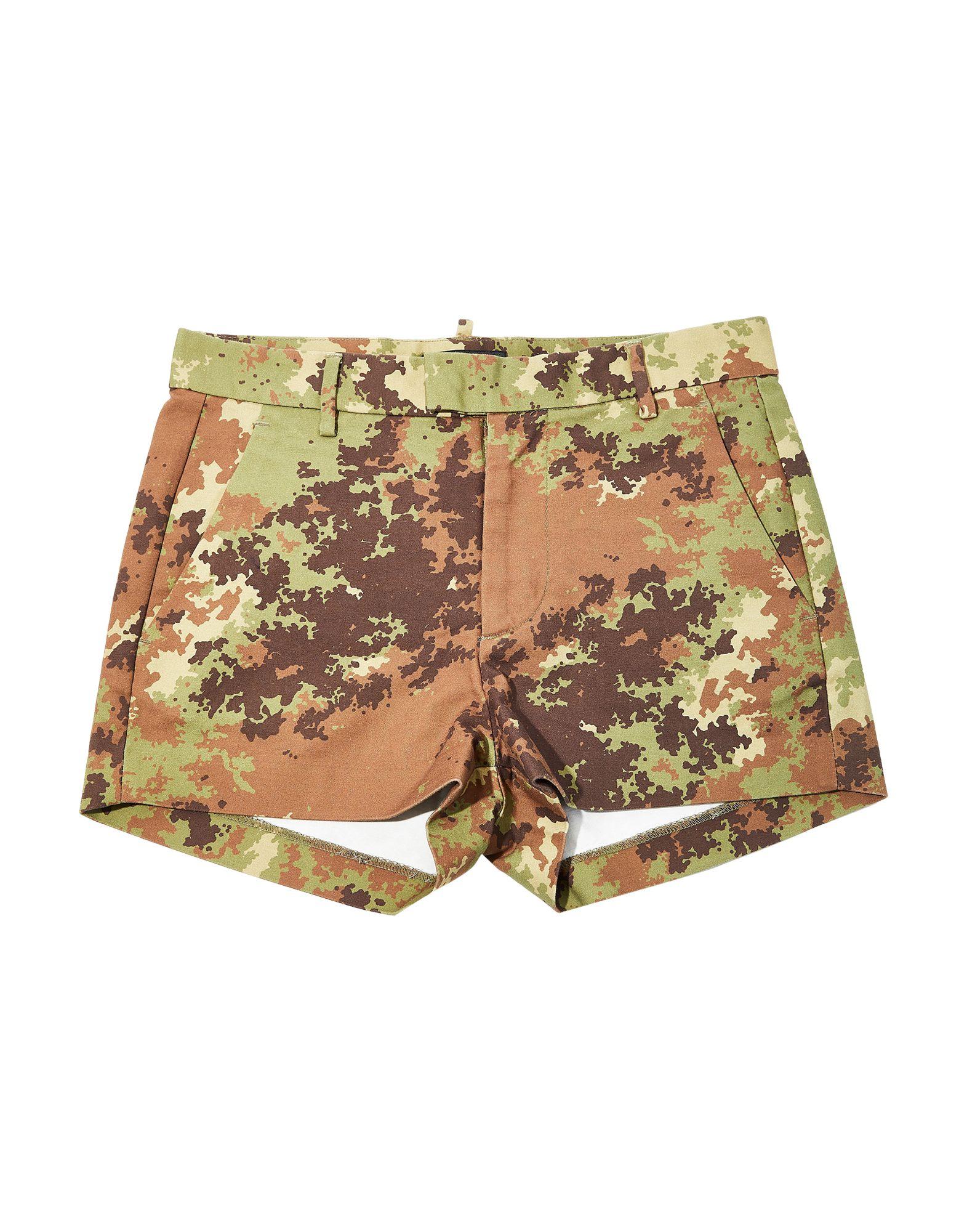 Dsquared2 Kids' Shorts In Multi