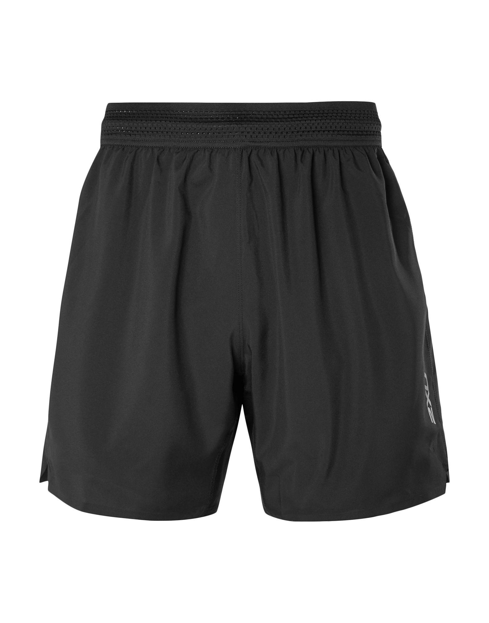 《セール開催中》2XU メンズ ショートパンツ ブラック XL ポリエステル 100% / ポリウレタン