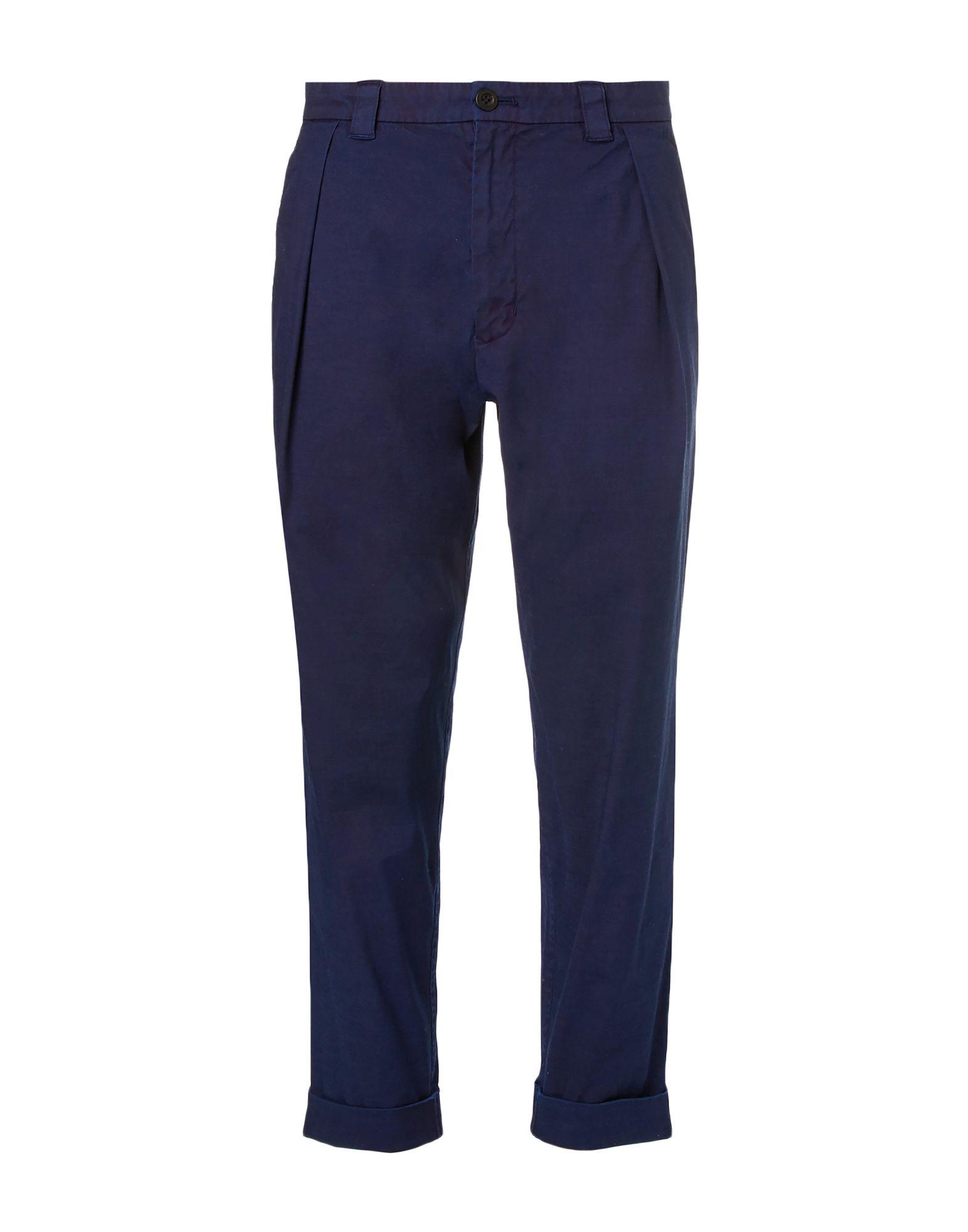 BLUE BLUE JAPAN Повседневные брюки цена 2017