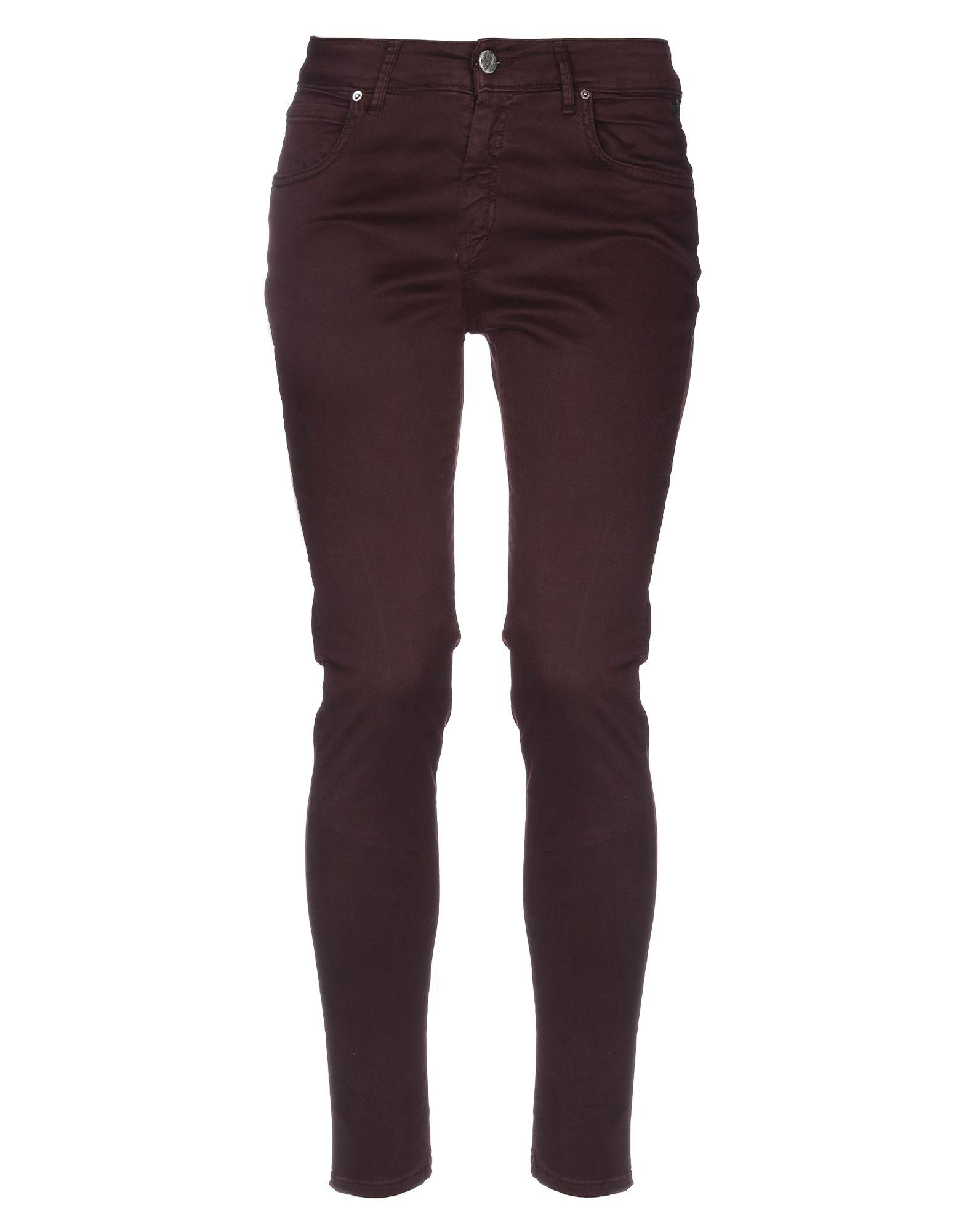 NOIR AND BLEU Повседневные брюки