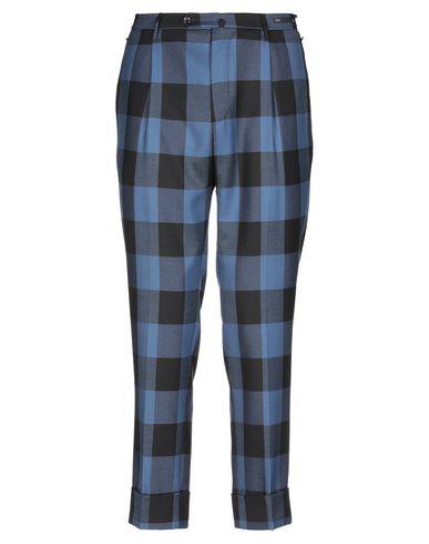 Фото - Повседневные брюки от PT01 синего цвета