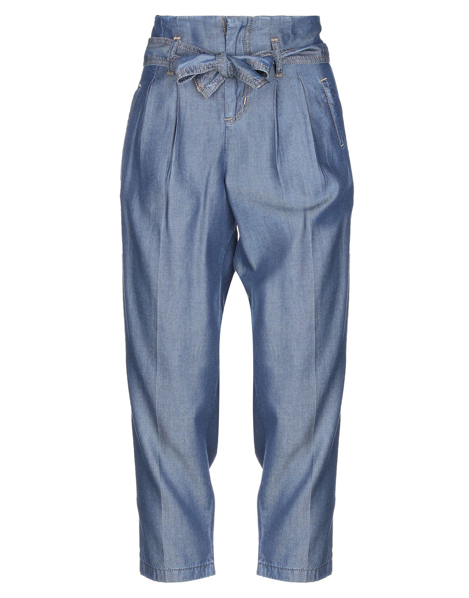 LIU •JO Джинсовые брюки-капри капри liu jo f67191t9564 a3814