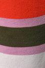 WILDFOX Printed fleece track pants