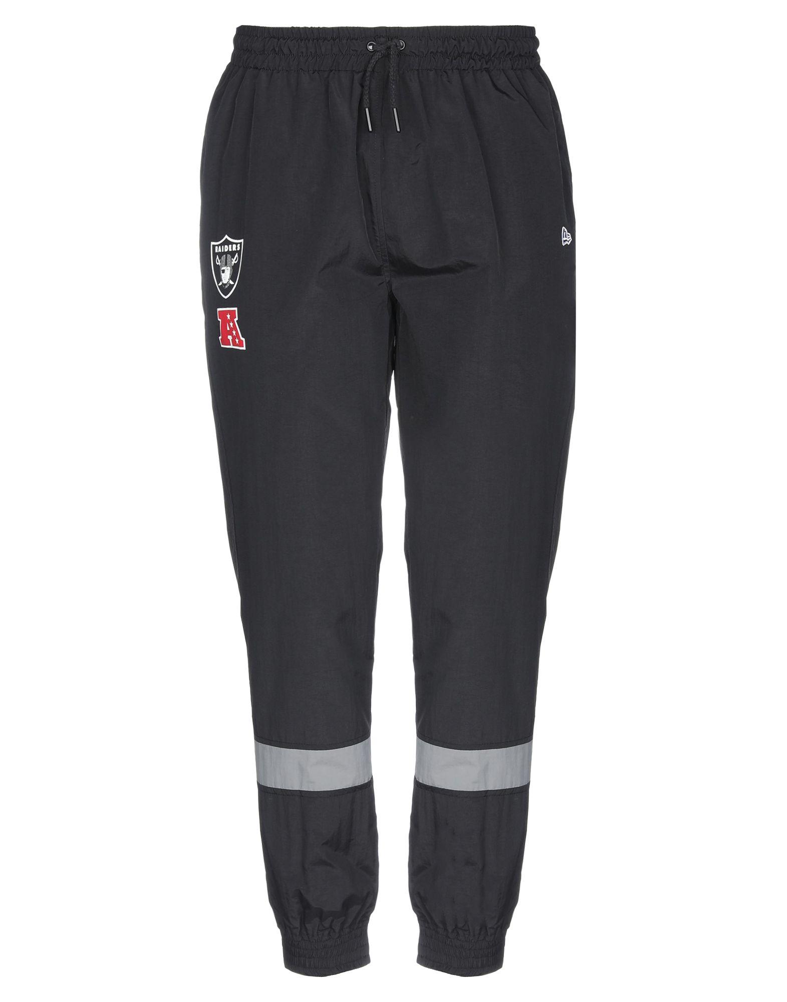 《期間限定 セール開催中》NEW ERA メンズ パンツ ブラック XS ナイロン 100%