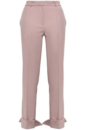 ROKH Twill straight-leg pants