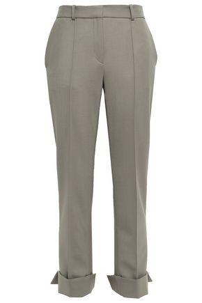 ROKH Twill straight-leg pants