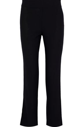 MANSUR GAVRIEL Stretch-crepe slim-leg pants