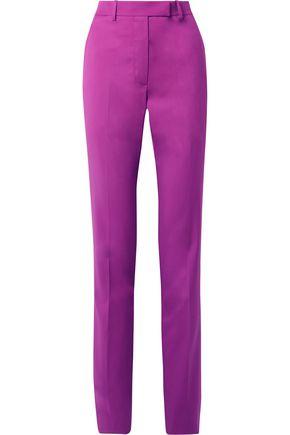 CALVIN KLEIN 205W39NYC Wool straight-leg pants