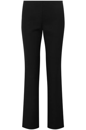 THE ROW Danu wool-blend straight-leg pants