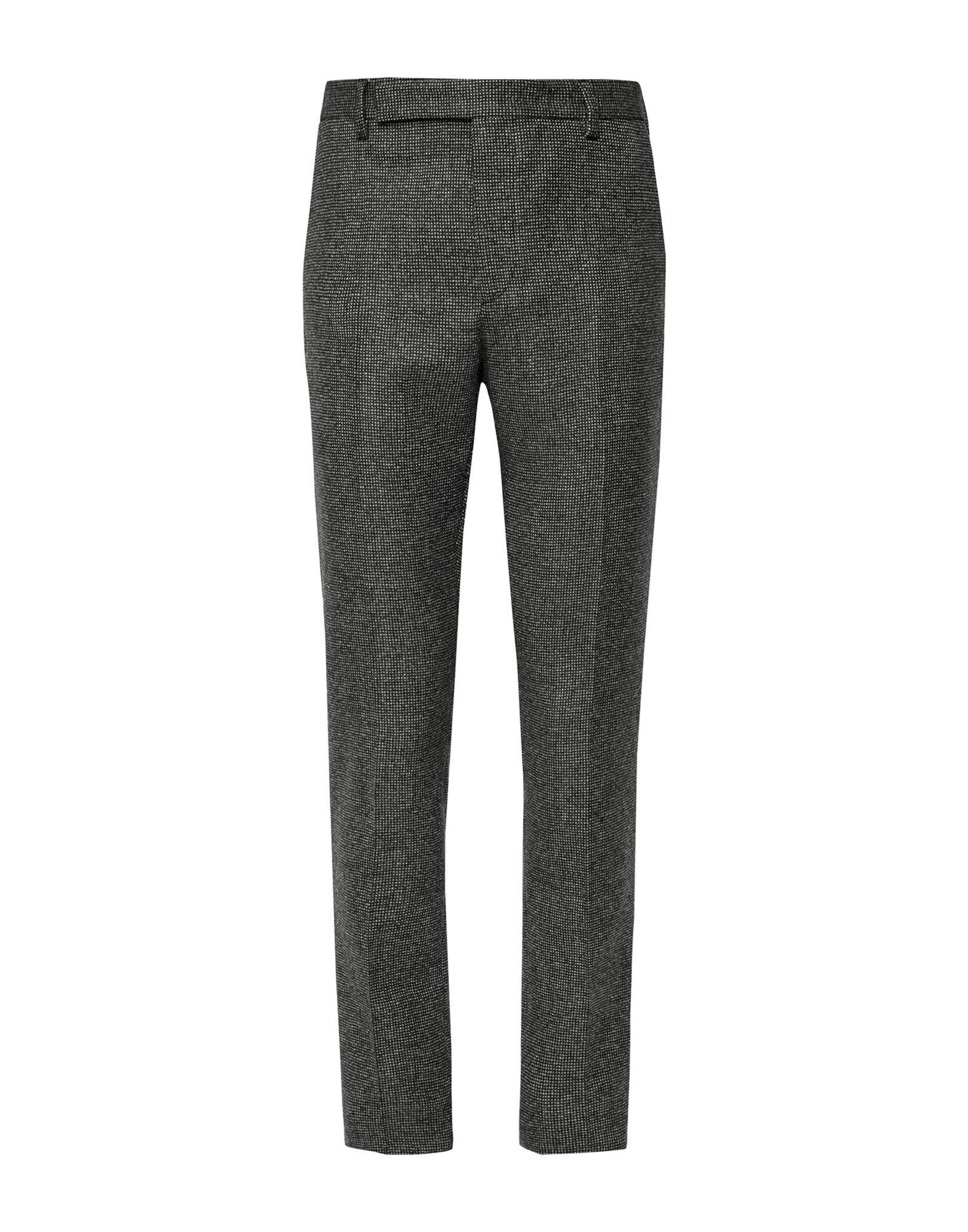 《送料無料》SAINT LAURENT メンズ パンツ スチールグレー 50 ウール 100%