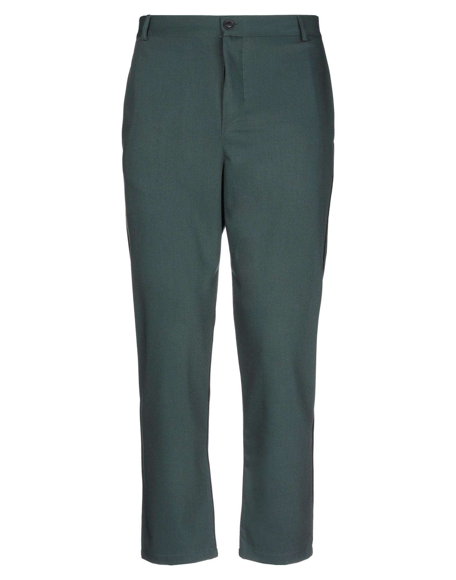 BLACK CIRCUS Повседневные брюки black circus джинсовые брюки