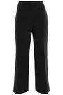 KATE SPADE New York Cropped crepe straight-leg pants
