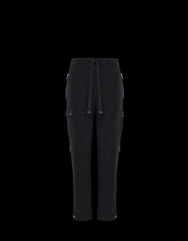 CASUAL TROUSER Black New in