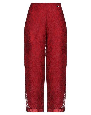 Фото - Повседневные брюки от ANISYA® IS красно-коричневого цвета