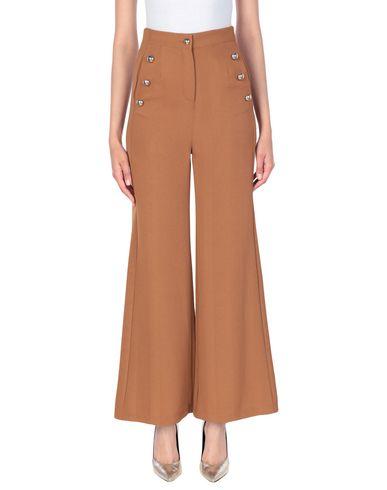 Фото - Повседневные брюки от ANISYA® IS коричневого цвета
