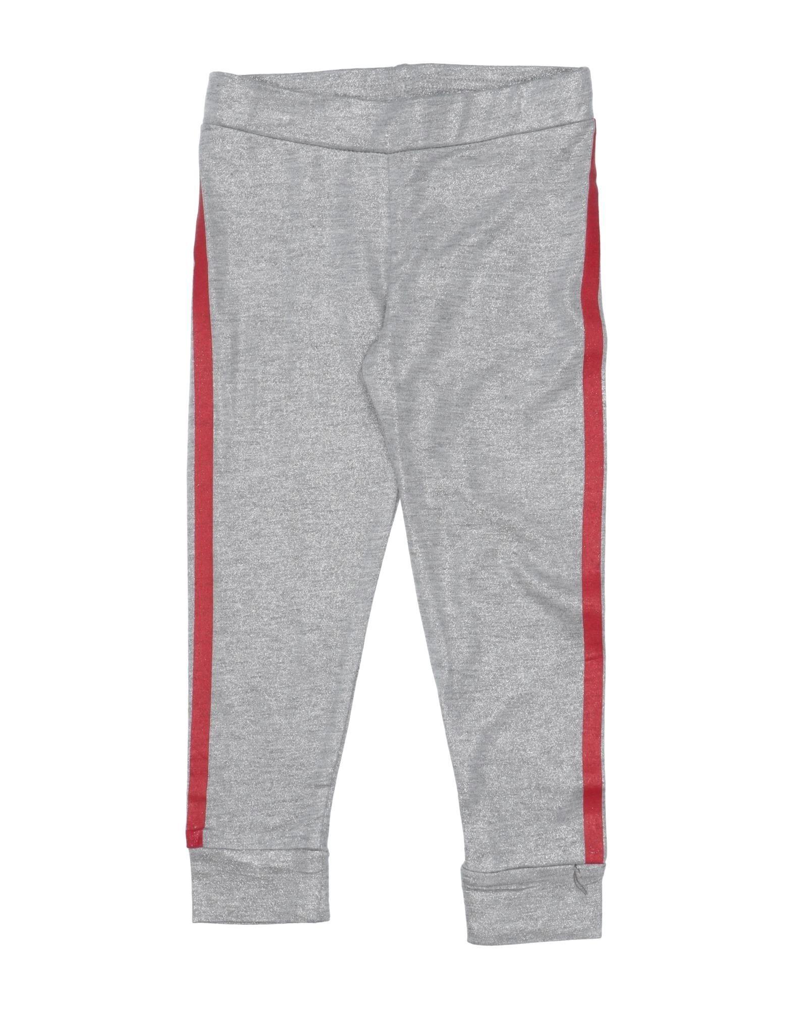 So Twee By Miss Grant Kids' Leggings In Grey