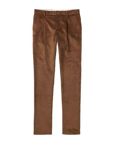 Фото - Повседневные брюки от DE BONNE FACTURE коричневого цвета