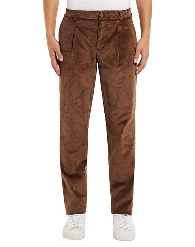 Фото 2 - Повседневные брюки от DE BONNE FACTURE коричневого цвета