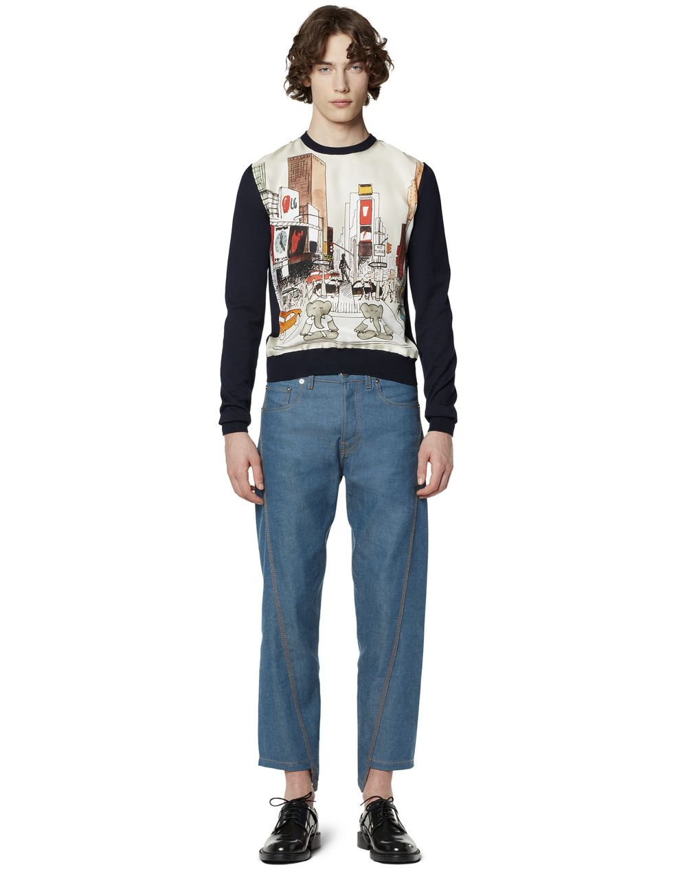 DENIM PANTS  - Lanvin