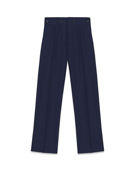 TAILORED PANTS  - Lanvin