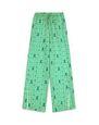 LANVIN Trousers Woman SILK FLOWY TROUSERS f