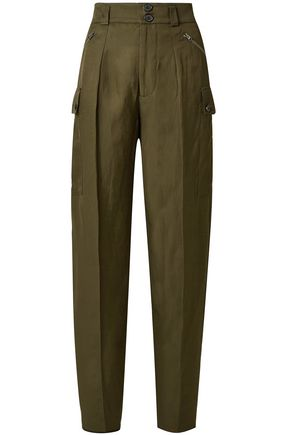 TOM FORD Twill tapered pants