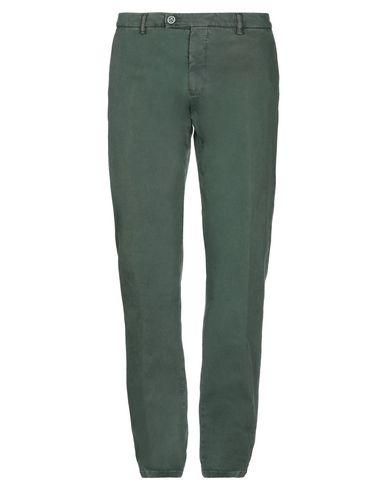Фото - Повседневные брюки от BERWICH цвет зеленый-милитари