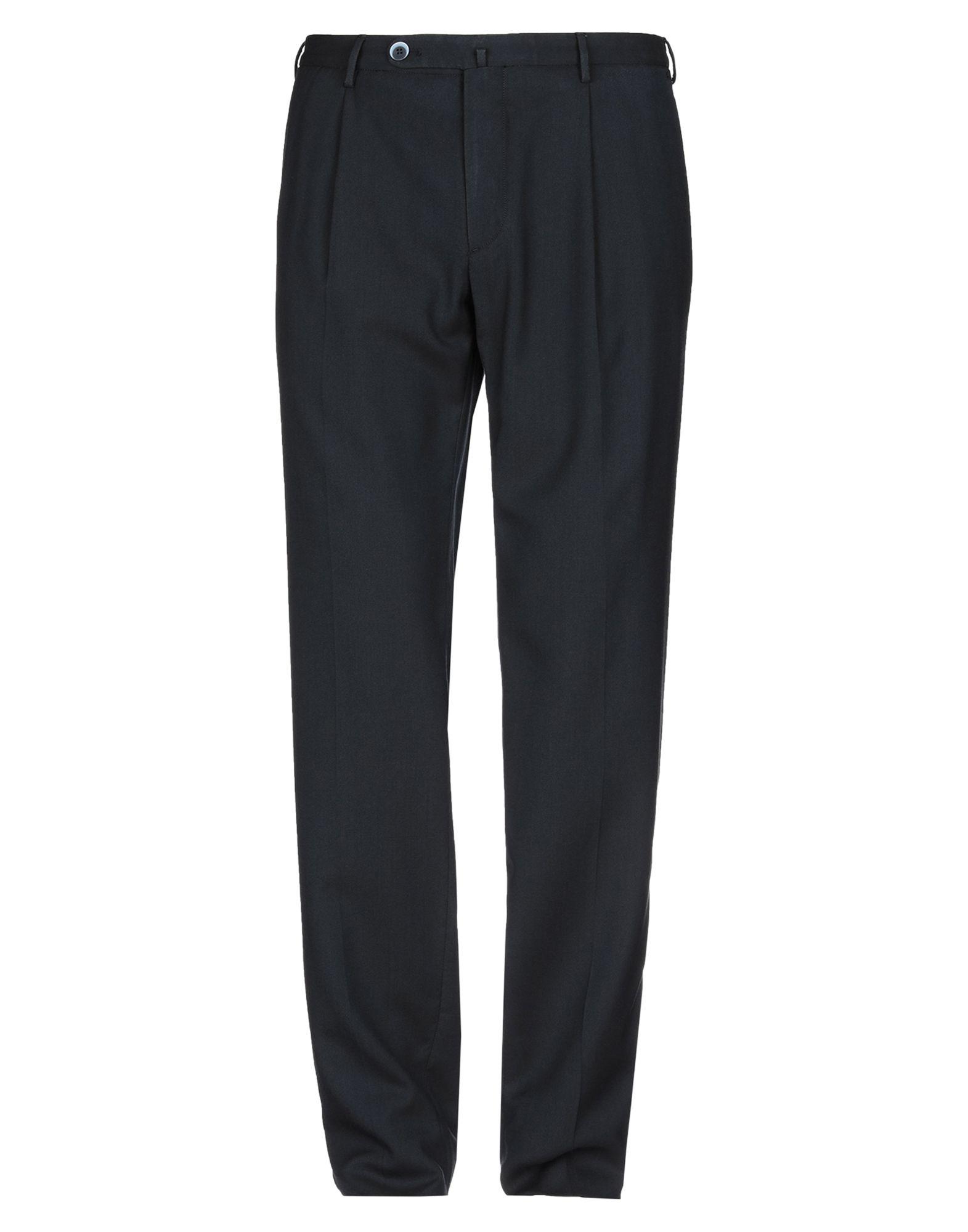 《セール開催中》GTA IL PANTALONE メンズ パンツ ブラック 54 ウール 100%
