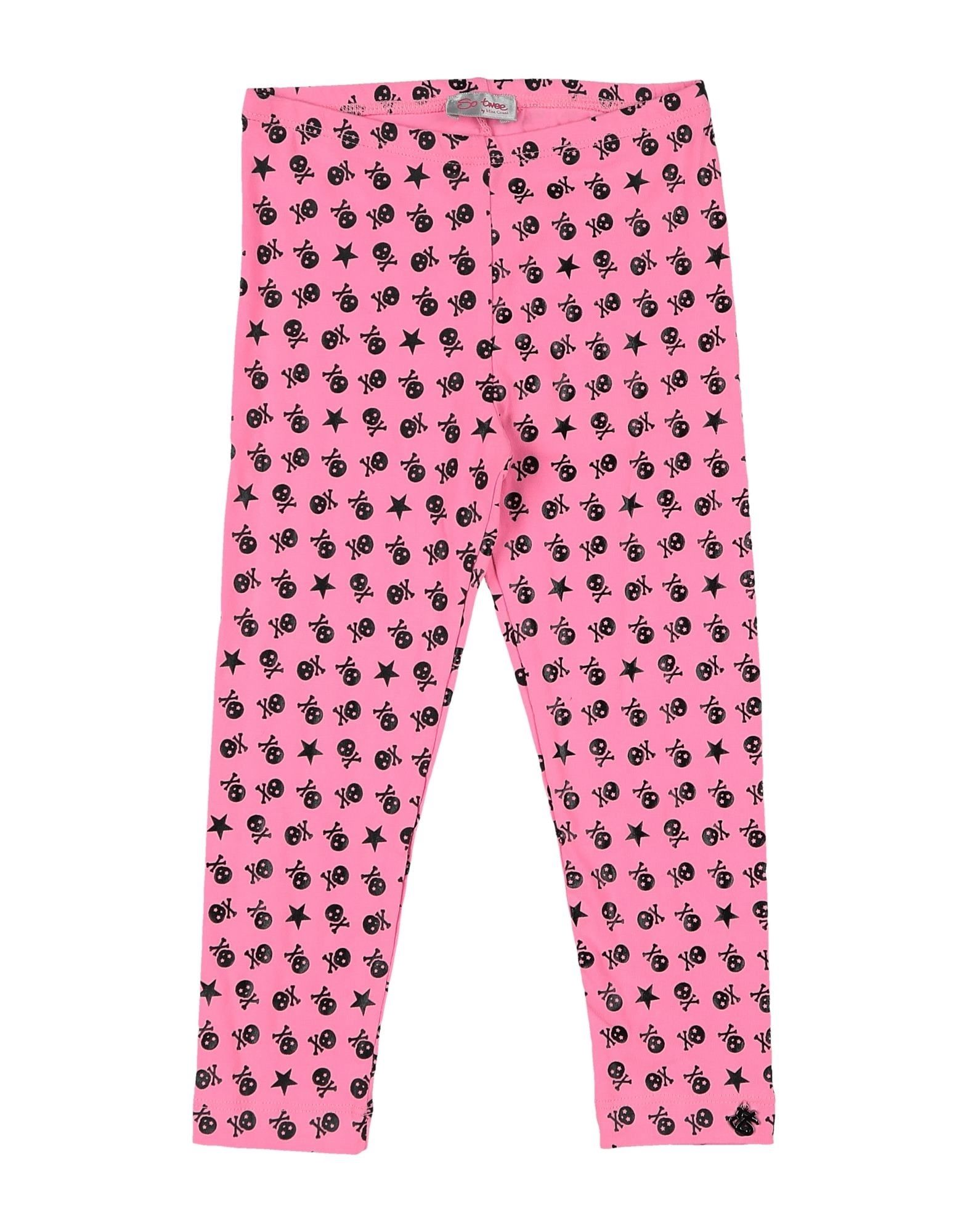 So Twee By Miss Grant Kids' Leggings In Pink