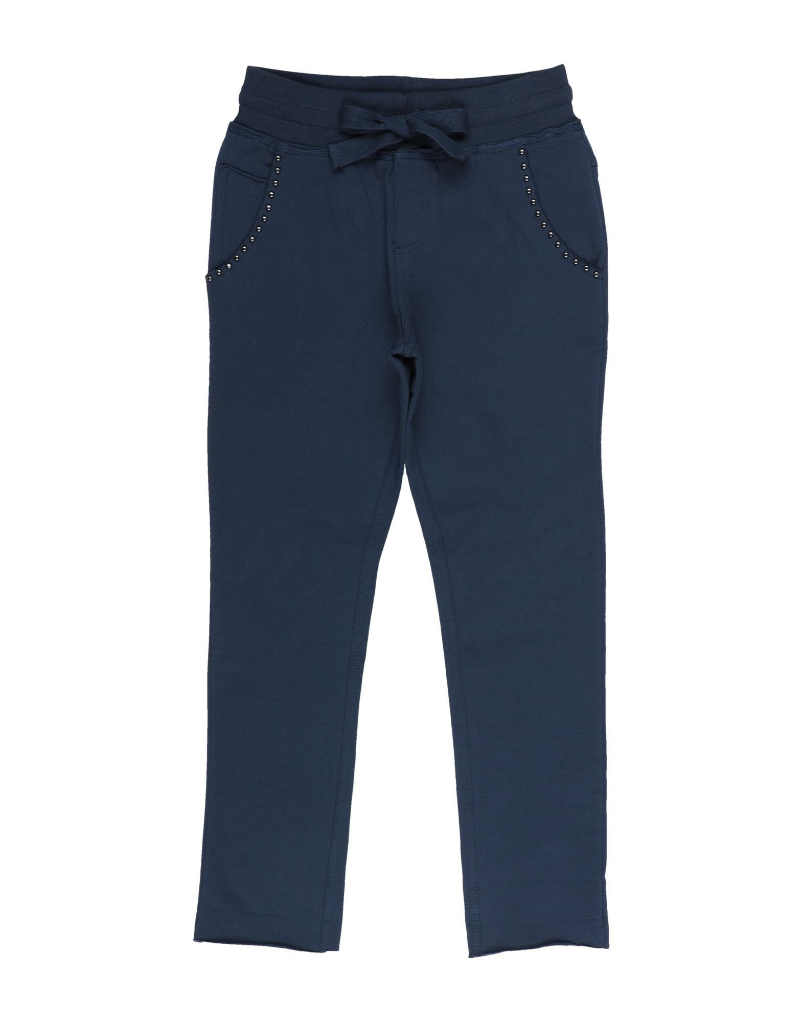Grant Garçon Kids' Casual Pants In Blue