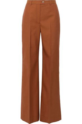 ACNE STUDIOS Wool wide-leg pants