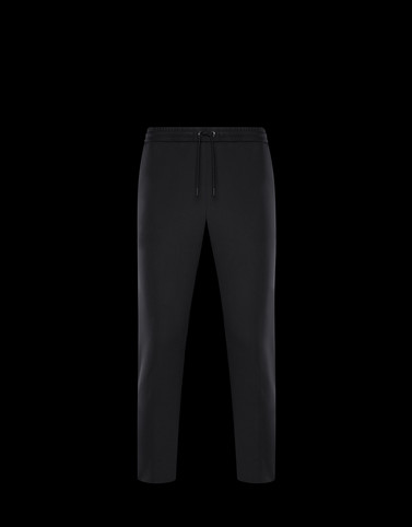 CASUAL TROUSER Black Trousers