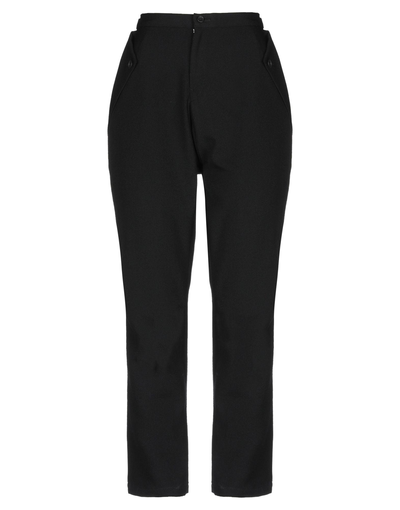 YOHJI YAMAMOTO Повседневные брюки