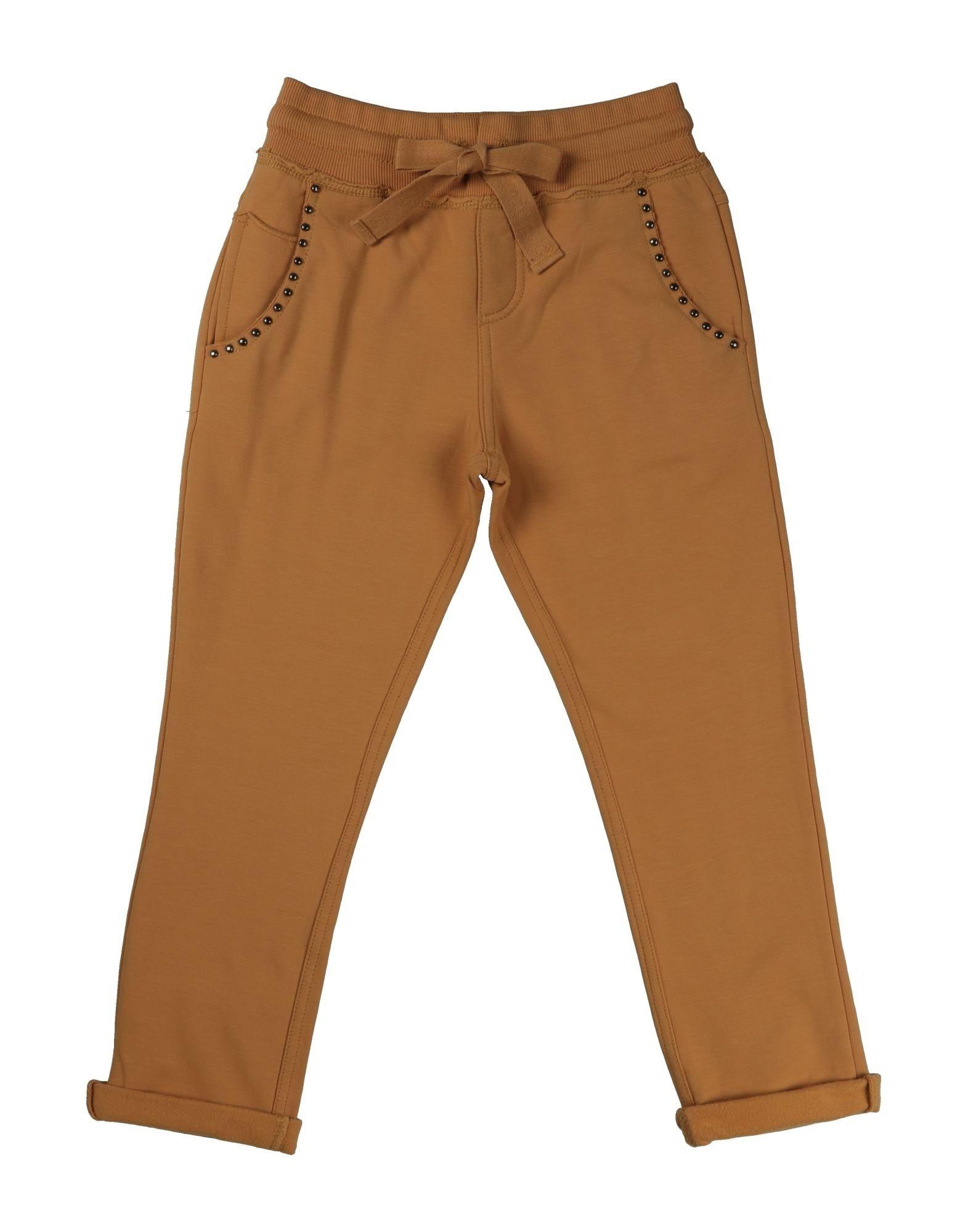 Grant Garçon Baby Kids' Casual Pants In Brown