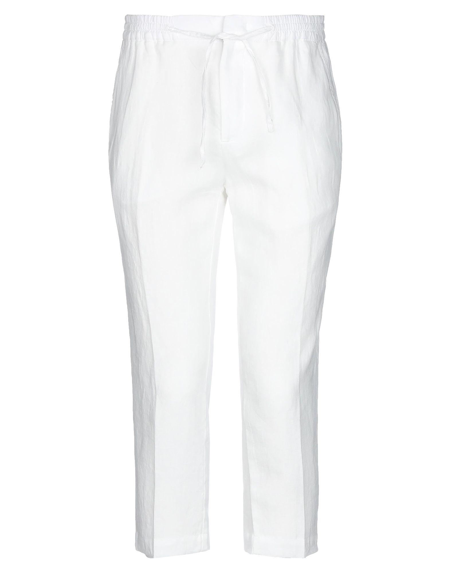 MANUEL RITZ Повседневные брюки отсутствует manuel maconnique