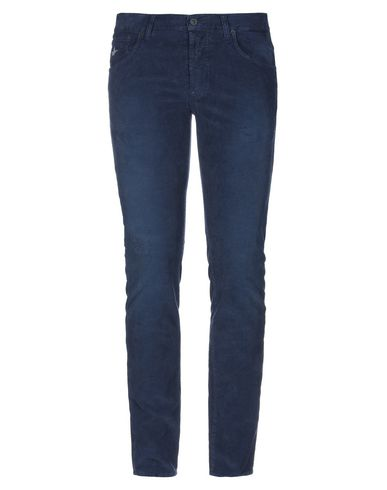 Купить Повседневные брюки от MACCHIA J темно-синего цвета