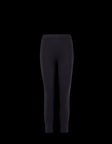 LEGGINGS Black Pants Woman