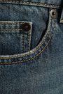 SAINT LAURENT Mid-rise kick-flare jeans
