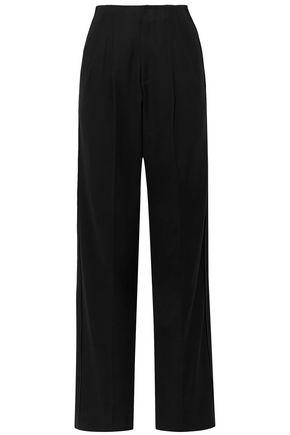 BASSIKE Crepe wide-leg pants