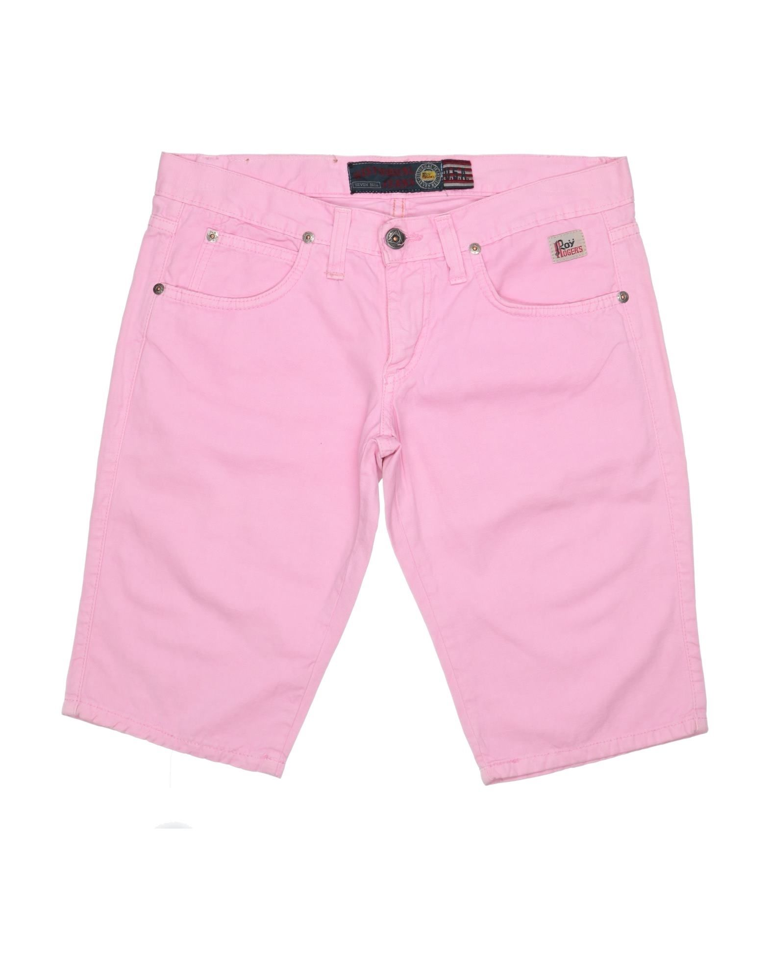 Roy Rogers Kids' Bermudas In Pink