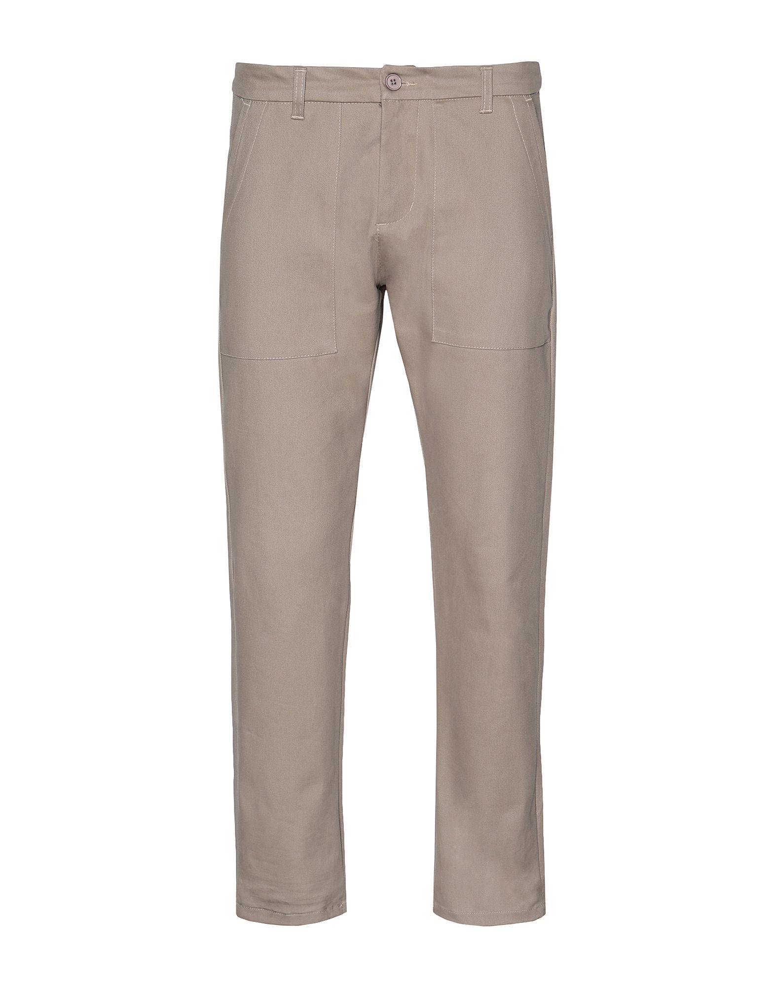 8 by YOOX Повседневные брюки jupe by jackie хлопковые брюки
