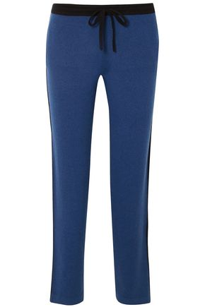 ALLUDE Cashmere track pants