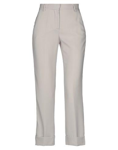 Фото - Повседневные брюки от IRMA BIGNAMI светло-серого цвета