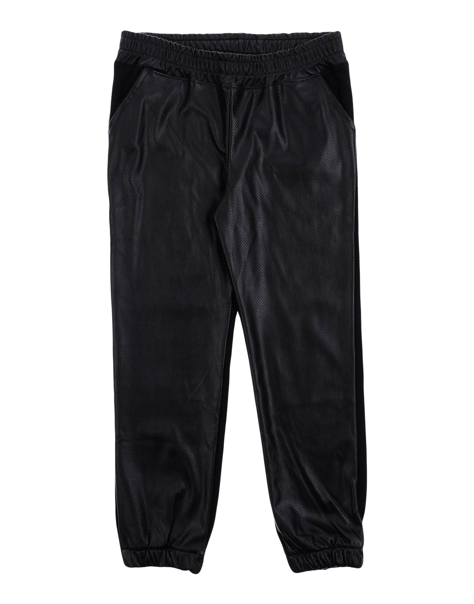 !m?erfect Kids'  Casual Pants In Black