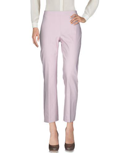Фото 2 - Повседневные брюки от LAFTY LIE розового цвета