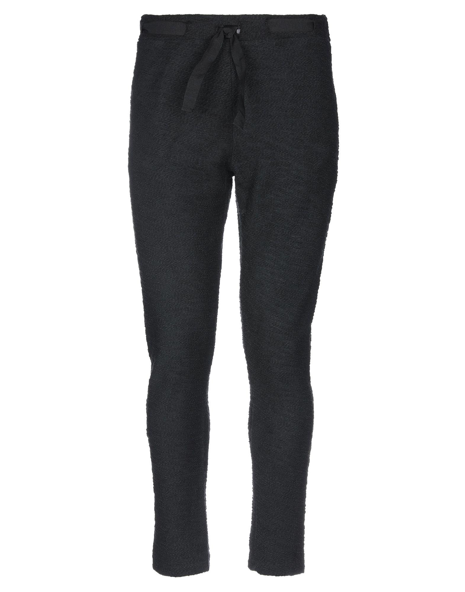 BL.11 BLOCK ELEVEN Повседневные брюки v neck loose fit color block sweater