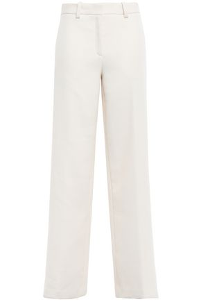 TORY BURCH Twill wide-leg pants