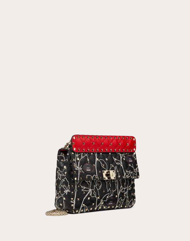 Medium Valentino Garavani Undercover Spike.It Chain Bag
